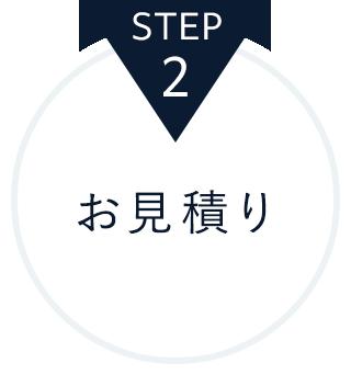 STEP2.お見積り