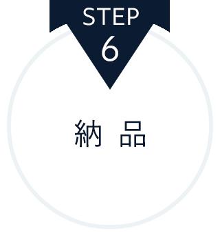STEP6.納品